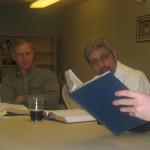 Rabbi Lebowitz's chumash class