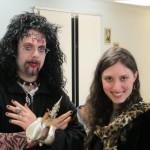 Yair & Yaelle Purim 2012