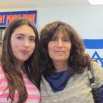 Ana & Deb Schuman @ Women's Megilla Reading